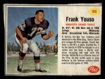 1962 Post #186  Frank Youso  Front Thumbnail
