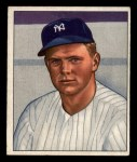1950 Bowman #156  Fred Sanford  Front Thumbnail