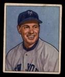 1950 Bowman #220   Leo Durocher Front Thumbnail