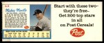 1962 Post #0  Life Magazine Ad  -  Mickey Mantle & Roger Maris Front Thumbnail