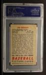 1951 Bowman #169   Sid Hudson Back Thumbnail