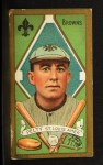 1911 T205 #155  Barney Pelty  Front Thumbnail