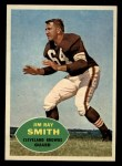 1960 #28  Jim Ray Smith  Front Thumbnail