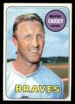 1969 Topps #33   Wayne Causey Front Thumbnail