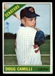 1966 Topps #593  Doug Camilli  Front Thumbnail
