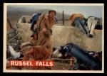 1956 Topps Davy Crockett #79 ORG  Russel Falls  Front Thumbnail