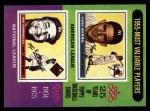 1975 Topps #193  1955 MVPs  -  Yogi Berra / Roy Campanella Front Thumbnail