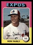 1975 Topps #270   Ron Fairly Front Thumbnail