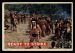 1956 Topps Davy Crockett #10 ORG Ready to Strike   Front Thumbnail