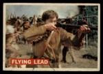 1956 Topps Davy Crockett #12 ORG  Flying Lead  Front Thumbnail