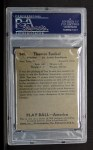 1939 Play Ball #146  Tom Sunkel  Back Thumbnail