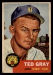 1953 Topps #52  Ted Gray  Front Thumbnail