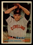 1957 Topps #300   Mike Garcia Front Thumbnail