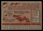 1958 Topps #279  Bob Boyd  Back Thumbnail