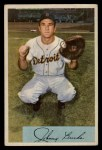 1954 Bowman #215  Johnny Bucha  Front Thumbnail