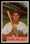 1954 Bowman #171  Carlos Bernier  Front Thumbnail