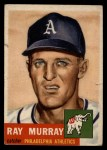 1953 Topps #234  Ray Murray  Front Thumbnail