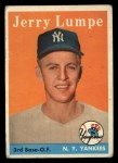 1958 Topps #193   Jerry Lumpe Front Thumbnail