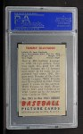 1951 Bowman #301   Tommy Glaviano Back Thumbnail