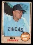 1968 Topps #564   Eddie Stanky Front Thumbnail