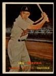 1957 Topps #298  Irv Noren  Front Thumbnail