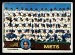 1979 Topps #82  Mets Team Checklist  -  Joe Torre Front Thumbnail