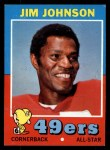 1971 Topps #24   Jim Johnson Front Thumbnail