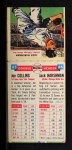 1955 Topps Doubleheaders #65  Joe Collins / Jack Harshman  Back Thumbnail
