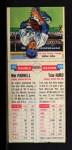 1955 Topps Doubleheaders #119  Mel Parnell / Tom Hurd  Back Thumbnail