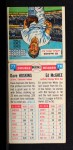 1955 Topps Doubleheaders #77  Dave Hoskins / Warren McGhee  Back Thumbnail