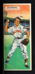 1955 Topps Doubleheaders #63  Bob Borkowski / Bob Turley  Front Thumbnail