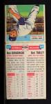 1955 Topps Doubleheaders #63  Bob Borkowski / Bob Turley  Back Thumbnail