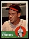 1963 Topps #125  Robin Roberts  Front Thumbnail