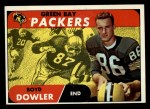 1968 Topps #105   Boyd Dowler Front Thumbnail