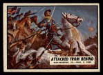 1962 Topps Civil War News #85  Attacked from Behind  Front Thumbnail
