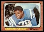1966 Topps #99  Sherman Plunkett  Front Thumbnail