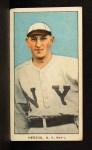 1909 T206 #211 NY Buck Herzog  Front Thumbnail