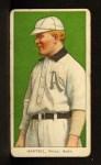 1909 T206 #206  Topsy Hartsel  Front Thumbnail