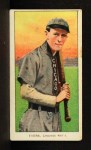 1909 T206 #167 CHI Johnny Evers  Front Thumbnail