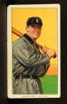 1909 T206 #112 BAT  Sam Crawford Front Thumbnail