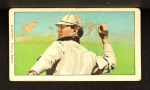 1909 T206 #351 THR Danny Murphy  Front Thumbnail