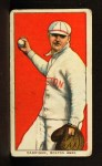 1909 T206 #74   Bill Carrigan Front Thumbnail