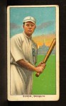 1909 T206 #60 BAT Al Burch  Front Thumbnail