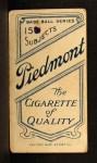 1909 T206 #69 FOL  Howie Camnitz Back Thumbnail