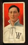 1909 T206 #491  Bob Unglaub  Front Thumbnail