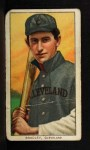 1909 T206 #46 BAT Bill Bradley  Front Thumbnail