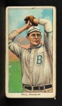 1909 T206 #30 WUP  George Bell Front Thumbnail