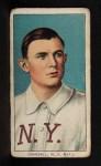 1909 T206 #107 xCAP Doc Crandall  Front Thumbnail