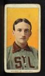 1909 T206 #498  Bobbie Wallace  Front Thumbnail
