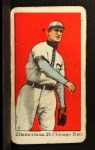 1909 E92 Dockman #40  Heinie Zimmerman  Front Thumbnail